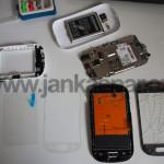 Samsung S6810 Fame dotykové sklo výměna 10