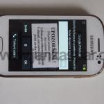 Samsung S6810 Fame dotykové sklo výměna 11