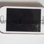 Samsung S6810 Fame dotykové sklo výměna 2