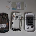 Samsung S6810 Fame dotykové sklo výměna 5