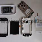 Samsung S6810 Fame dotykové sklo výměna 7