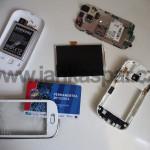 Samsung S6810 Fame dotykové sklo výměna 8