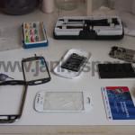 Samsung S6810 Fame dotykové sklo výměna 9